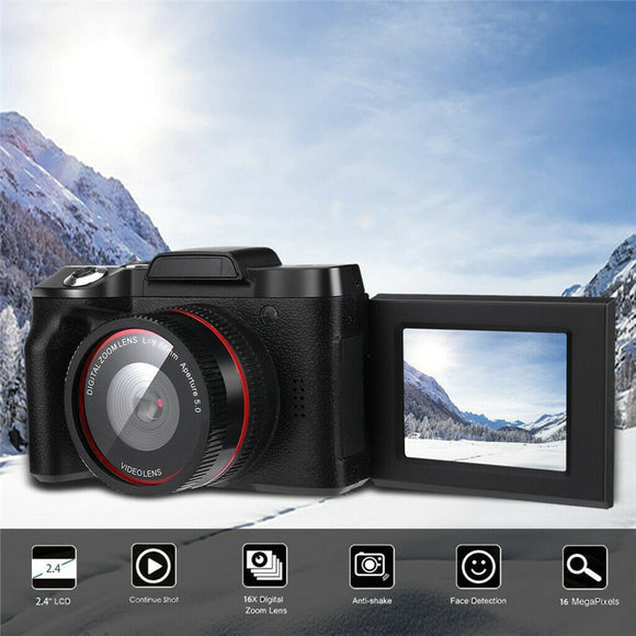 Digital Full HD Camera Video Camcorder Blogging