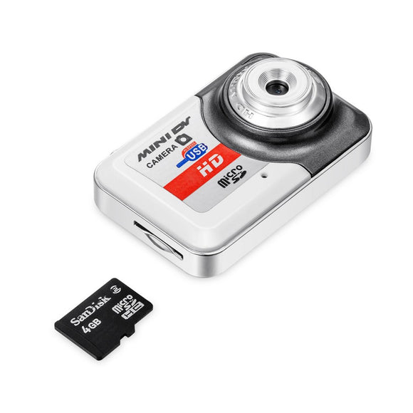HD Ultra Portable Mini Camera Video Digital