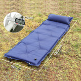 Inflatable Mat Self Inflating Air Mattress Sleeping Pad