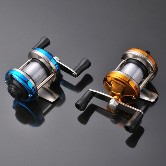 Left Or Right Hand Bait Casting Fishing Reel 3.0:1