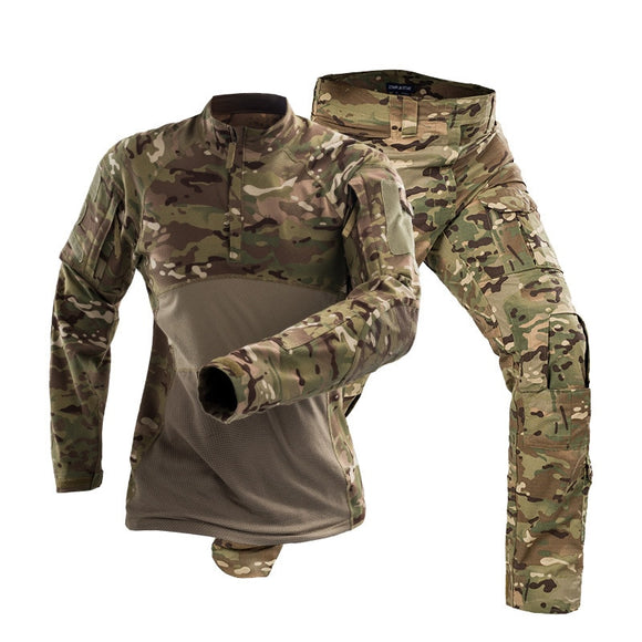 Tactical Camouflage Suit Hunting Equipment