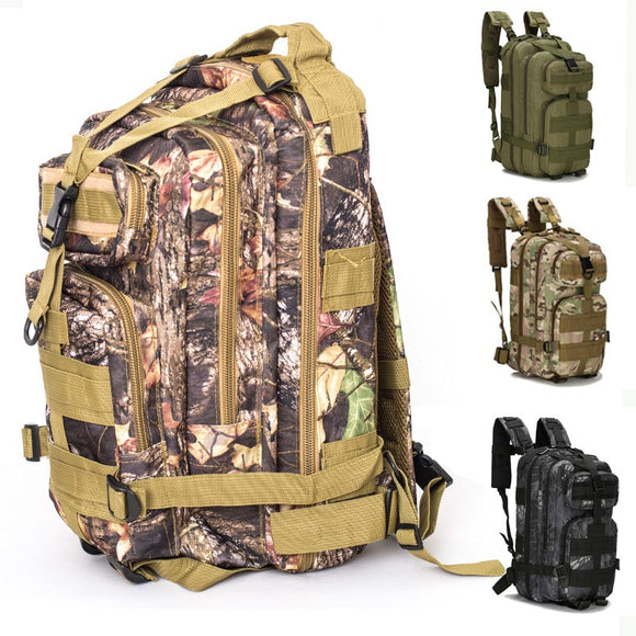Backpack Tactical Camouflage Outdoor Rucksacks