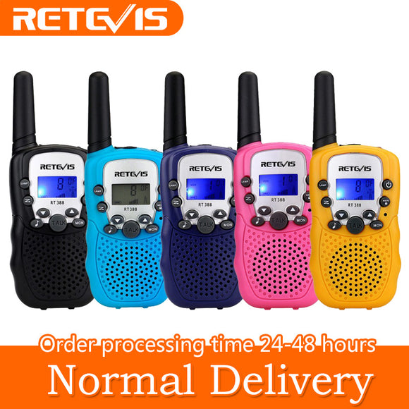 Mini Walkie Talkie 2pcs Radio Station Two way Radio VOX Flashlight