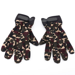 Outdoor Sports Full Finger Gloves Hunting Gloves M L XL