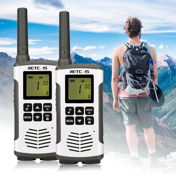 Walkie Talkie Two Per Package Two Way Radio