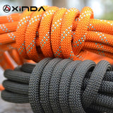 XINDA 10mm And 11mm Climbing Rope High Strength