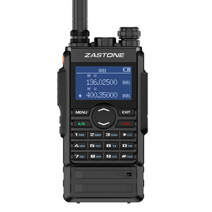 M7 Dual Band 5W Walkie Talkie 250 Channels