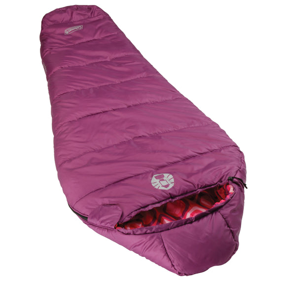 Coleman Bandit 30 Degree Youth Sleeping Bag