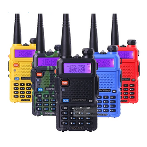 Walkie Talkie Dual Bands Multiple Models CB Radios