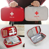 Portable Camping First Aid Kit Emergency Medical Bag