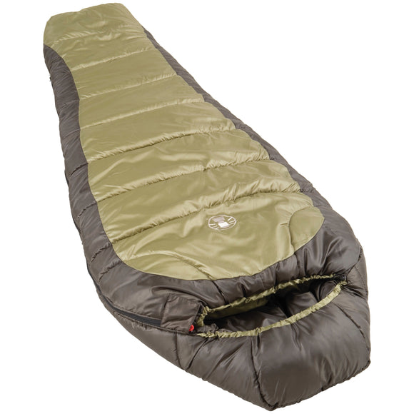 North Rim Adult Mummy Sleeping Bag Coleman