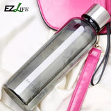 550ml Water Bottle With Stainless Steel Cover Sports Hunt Gear Store