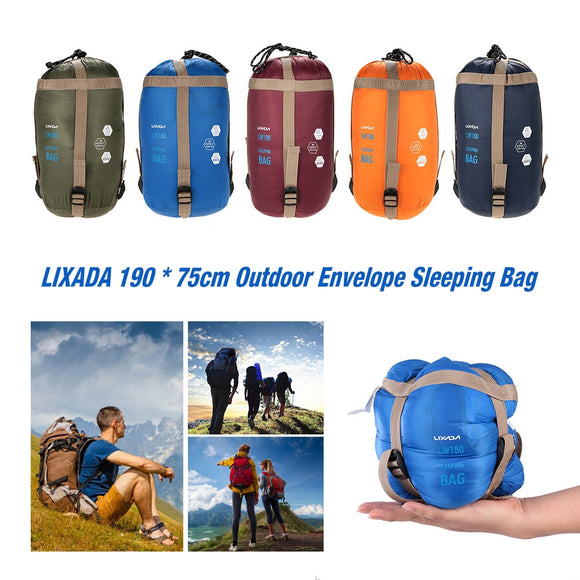 680g 190 * 75cm  Sleeping Bag Compression Bags Hunt Gear Store