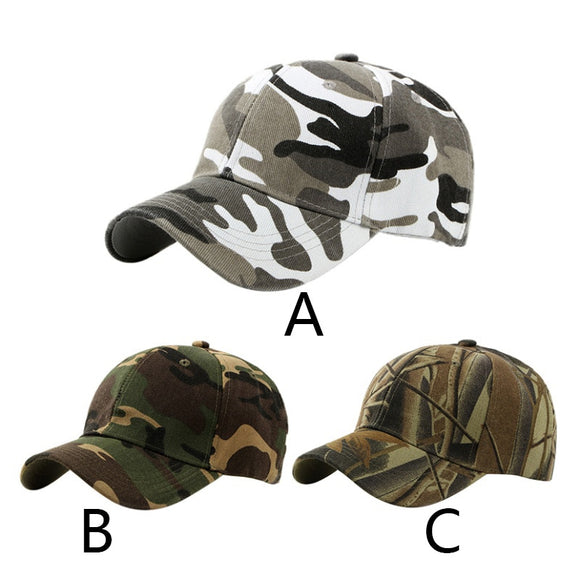 Outdoor Hiking  Hat Camouflage - Free + Shipping
