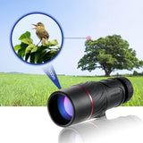 8x42 Monocular Telescope Waterproof Dual Focus Hunt Gear Store