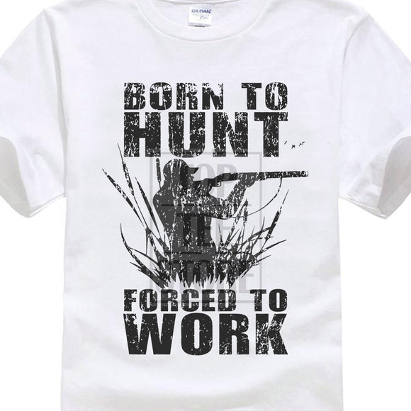 Born To Hunt T-Shirt 7 Versions Hunt Gear Store