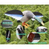 Duck Decoy Remote Control Motor Decoy Spinning Wings Hunt Gear Store