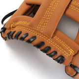 Sports Baseball Glove Infield Pitcher Gloves Leather