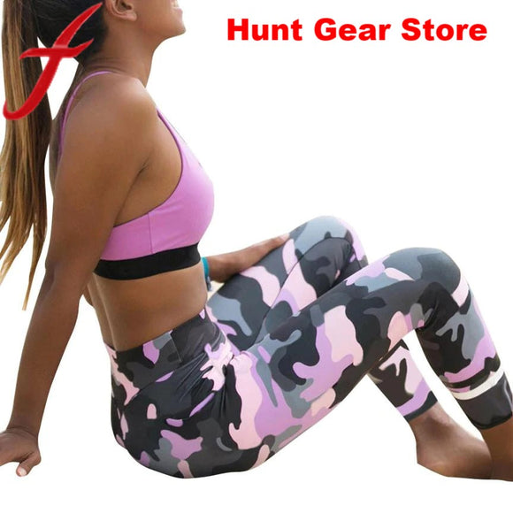 Leggings Causal Camouflage Sporting Pants Clothing Hunt Gear Store