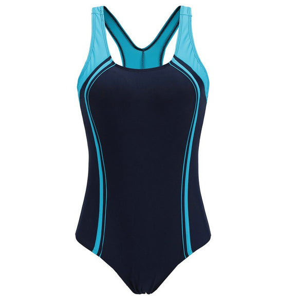 Women Competitive 2019 Patchwork Racer Riseado Swimming Suits Hunt Gear Store