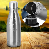 350/500/1000ml Thermal Cup Vacuum Water Bottle Hunt Gear Store