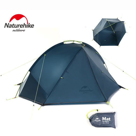Naturehike Ultralight 1 Person Tents Outdoor Camping 2 Person Tent Waterproof