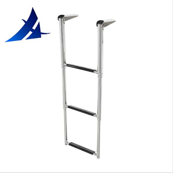 Boat Ladder Telescoping Stainless Steel