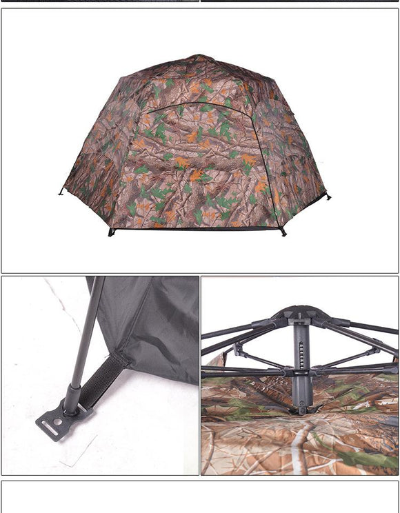 Tent 4 Persons Automatic Instant Double Layer Waterproof