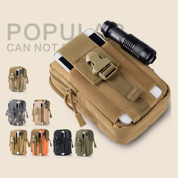 Portable 1000D Oxford Waist Bag
