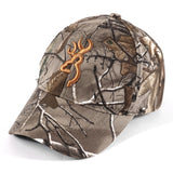 Camouflage Browning Hunting Cap