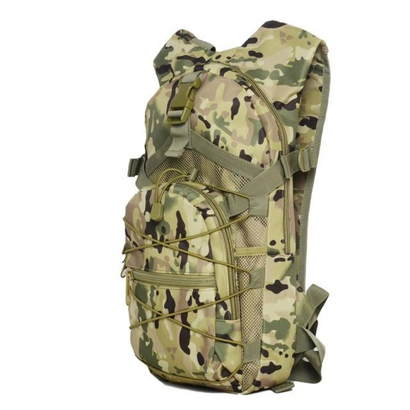 Hydration Camo Backpack Water Bag, Color - CP