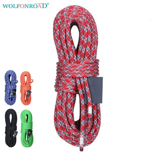10 Meters Professional 9-12mm Rock Climbing Rope Hunt Gear Store