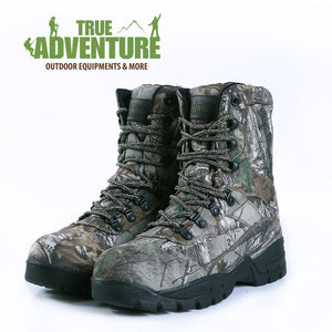 Hunting Boots Camouflage Tactical Waterproof