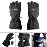1 Pair Waterproof Heated Gloves Battery Powered Hunt Gear Store