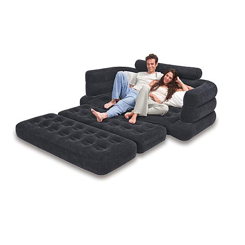 Inflatable Pull-Out Sofa Intex