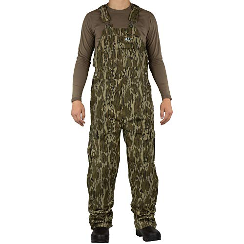 Men's Cotton Mill 2.0 Camouflage Hunting Bibs Multiple Camo Patterns
