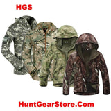 Jacket Man Or Woman Soft Shell Waterproof, Color - color 3