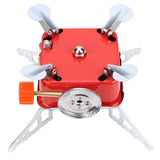 WorthWhile Foldable Gas Stove Stainless Steel Furnace Hunt Gear Store