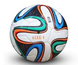 Professional Soccer Ball Size 5 PU Leather Seamless