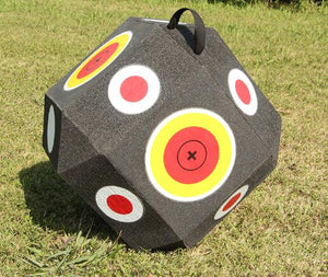 3D Cube Reusable Archery Target Hunt Gear Store