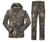Winter Hunting Sets Waterproof Camouflage Hunting Jackets Pants Sets Hunt Gear Store