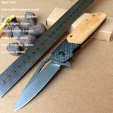 Knives Box Blade Pocket Survival Tactical Knife