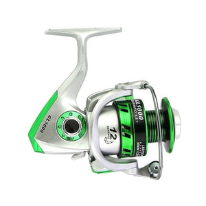 Fishing Reel Wooden Handle Professional Metal