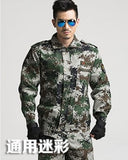 Jacket +Pant Military Camouflage Uniform Sets Hunt Gear Store