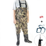 Hunting Waterproof Chest Waders With Boots Hunt Gear Store