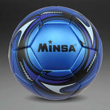 New Brand 2018 MINSA Official Standard Soccer Ball Size 5 Football Ball