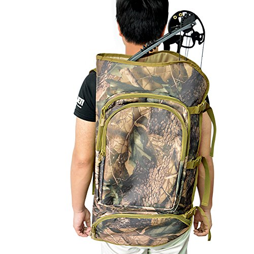HuntZing Compound Bow Case Backpack