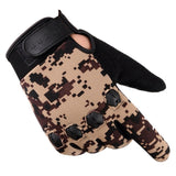 Full Finger Gloves Anti Slip Touch Screen Hunting