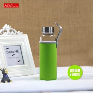 Sport Water Bottle With Protective Bag