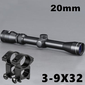 Bushnell Rifle Scopes Multiple Models, Color - 3-9X32 with 20mm